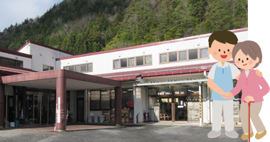 大桑村デイサービスセンター外観